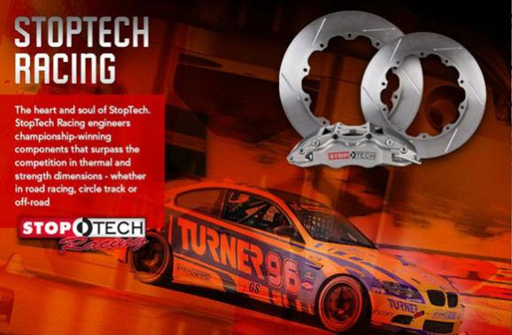 RaceTech Stoptech High Performance Braking System