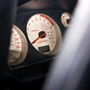 RaceTech EVO VII spec3 2011 snelheid dashboard